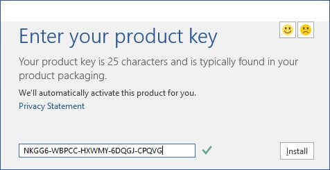 Microsoft Office 2016 Product Key Generator Activation