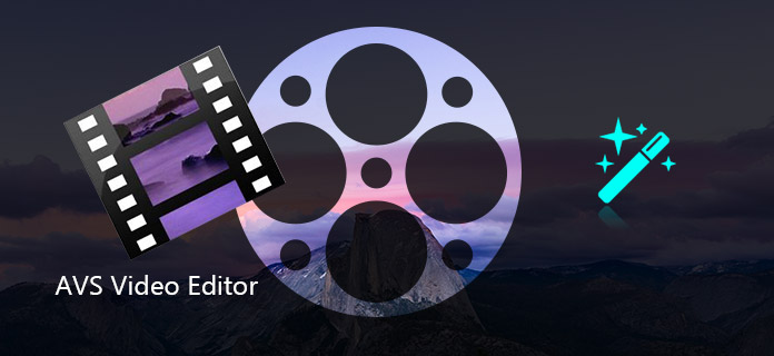 AVS Video Editor Crack 8.1.2.322 Serial Key Free Download