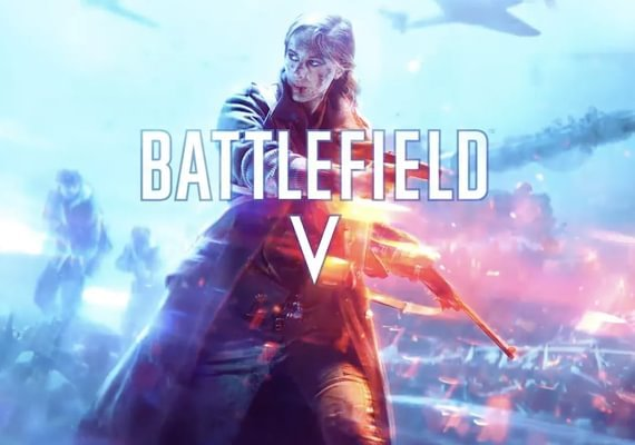 Battlefield v Deluxe Edition Origin Key + CD Key