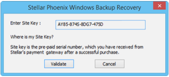 Stellar Phoenix Data Recovery 8 Registration Key + Crack [Win + Mac]