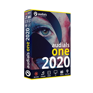 Audials One 2020 Crack + License Key {win+mac} Free Download
