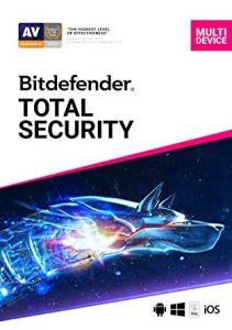 Bitdefender Total Security 2019 Crack + Product Key [ Lifetime ]