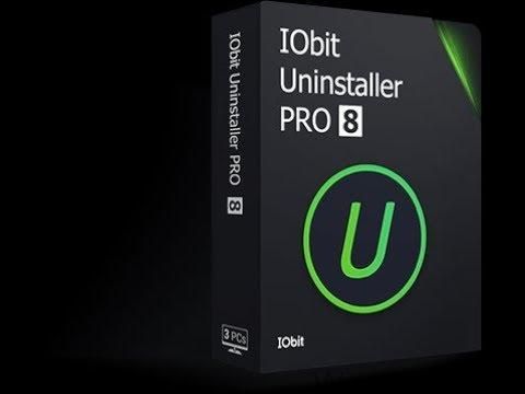 IOBIT Uninstaller Pro Key 8.0.2.29 Full Crack (Final 2019)
