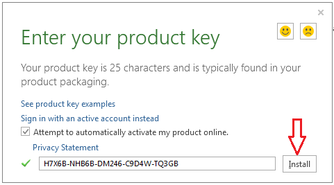 Microsoft Office 2013 Professional plus Activation Key + Crack