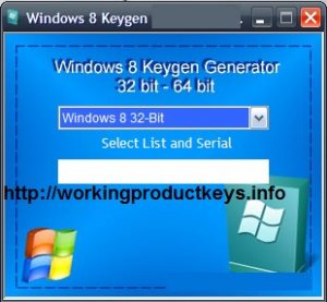 Windows 8 Activator Keygen for Win 32-64 Bit Download Free
