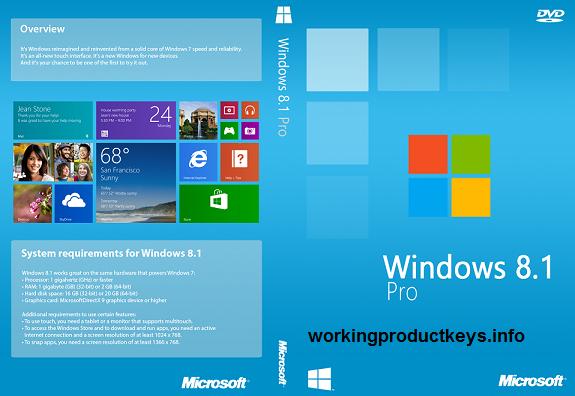 Windows 8.1 Crack Download 2019 ISO Tool Password Free