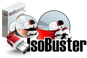 IsoBuster 4.4 Crack + Activation Key With Free Download 2019