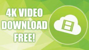 4K Video Downloader 4.13.0.3800 Crack & Patch Free Download 2020