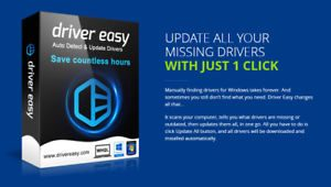 Driver Easy Pro 5.6.14 Crack + Licence Key With Free Download 2020