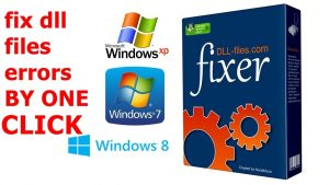 DLL Files Fixer 3.3.92 Crack Plus [Latest Key] Free Download 2020